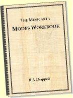 Musicarta Modes Workbook