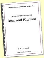 Beat and Rhythm Workbook