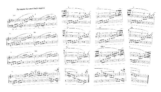 Pyramids Variations