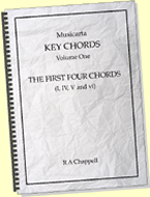 Key Chords Vol.1
