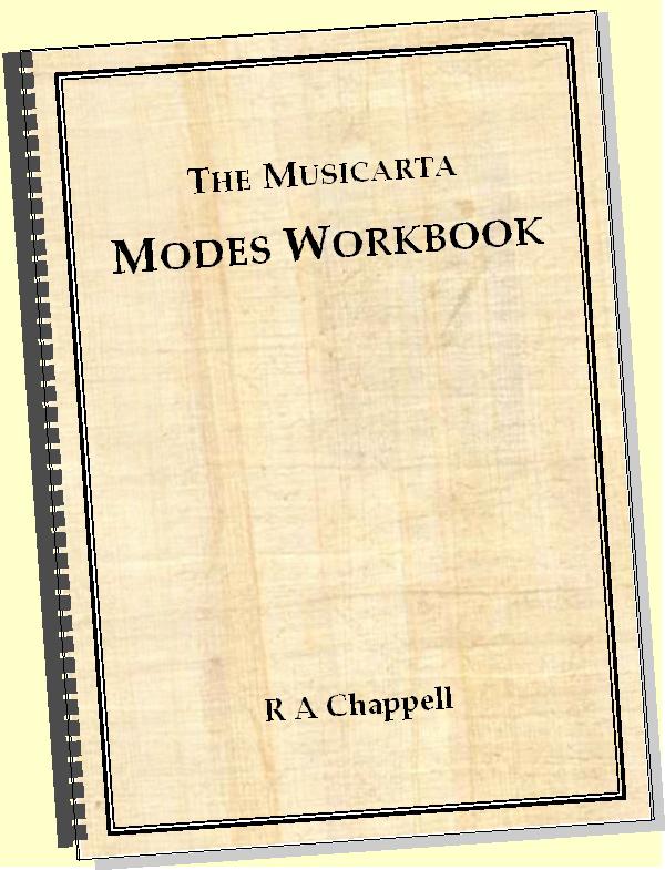 Modes Workbook